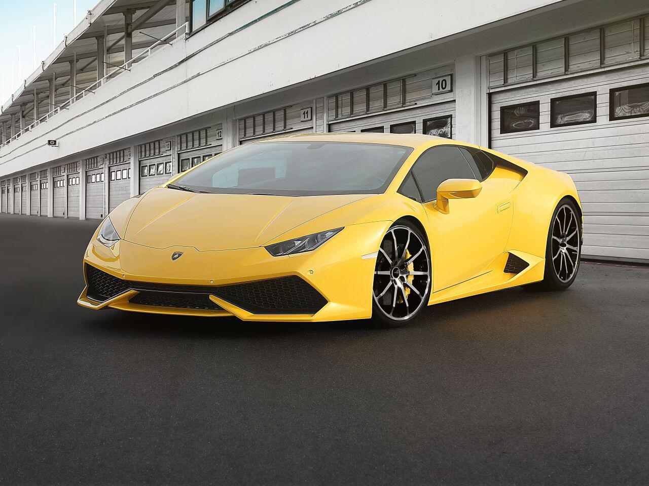 Bild zu Lamborghini Huracan Mansory