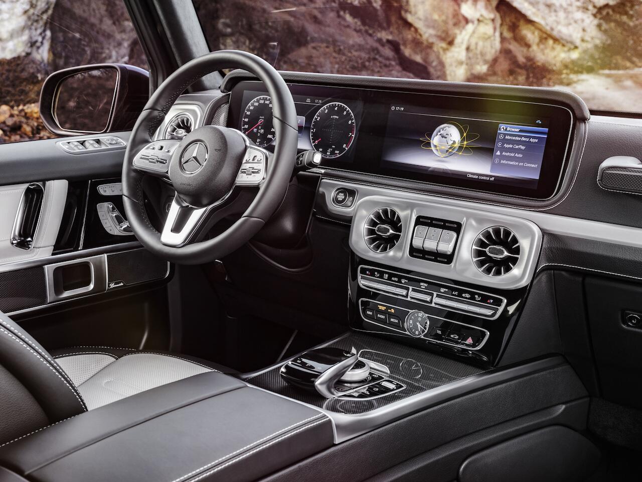 Bild zu Neue Mercedes-Benz G-Klasse