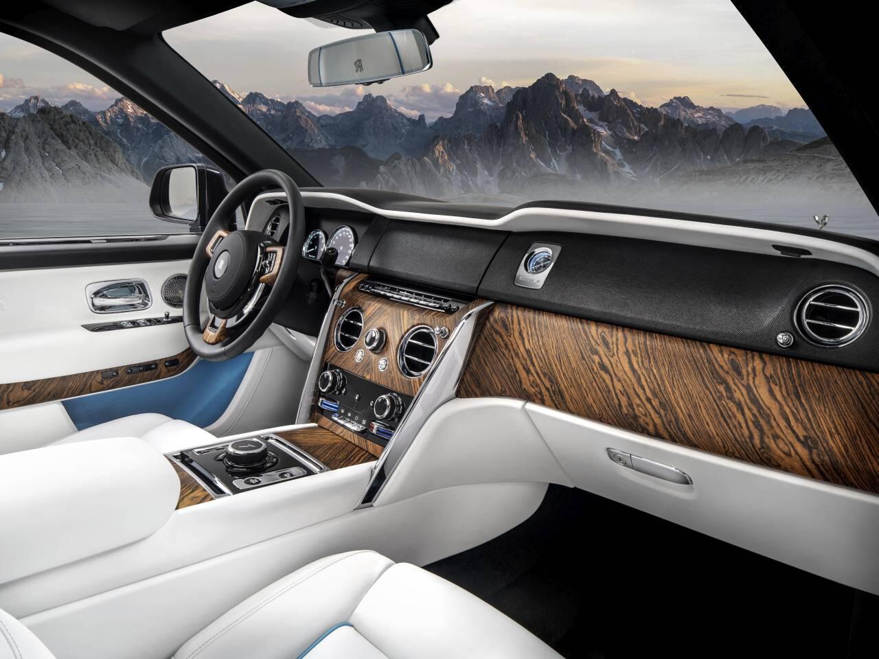 Bild zu Rolls-Royce Cullinan