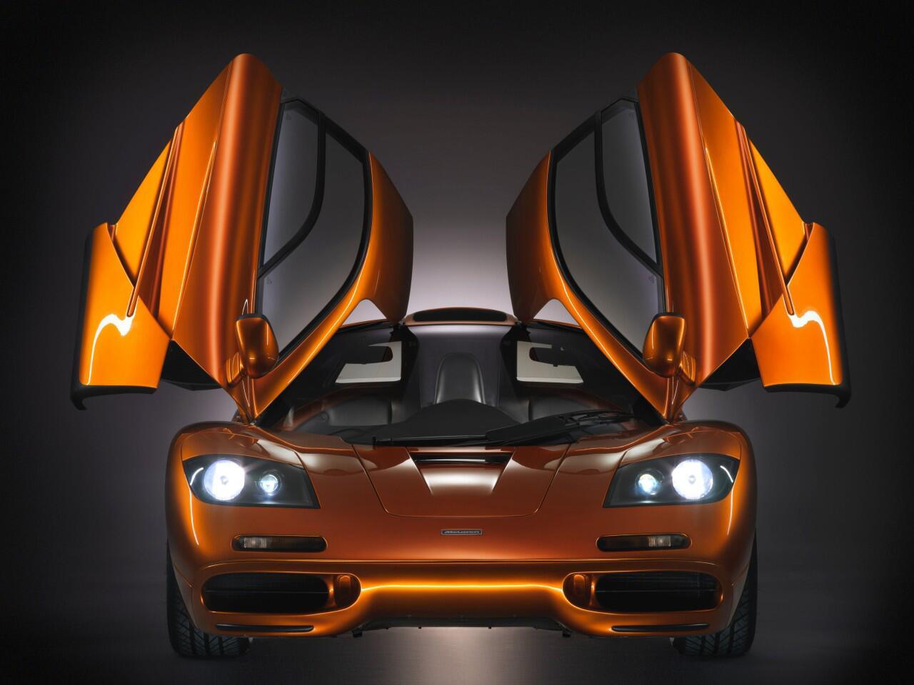 Bild zu McLaren F1