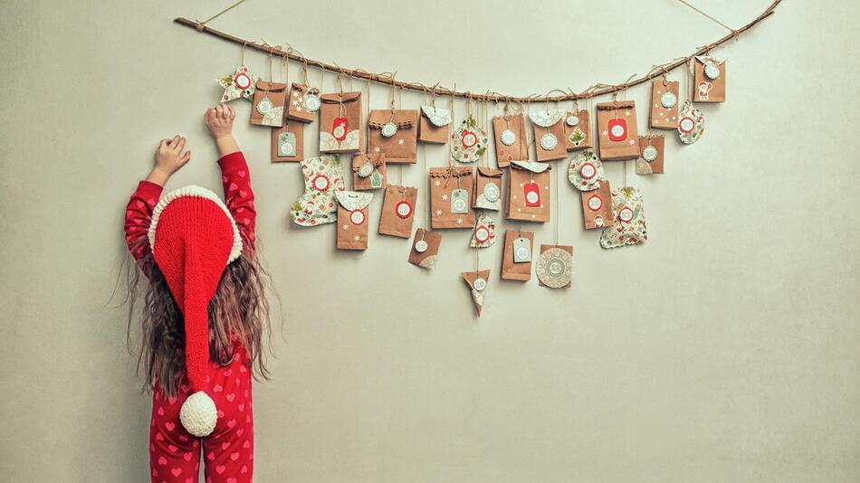 Adventskalender, Weihnachten, Weihnachtskalender, DIY, Kinder, Vorfreude, Christkind