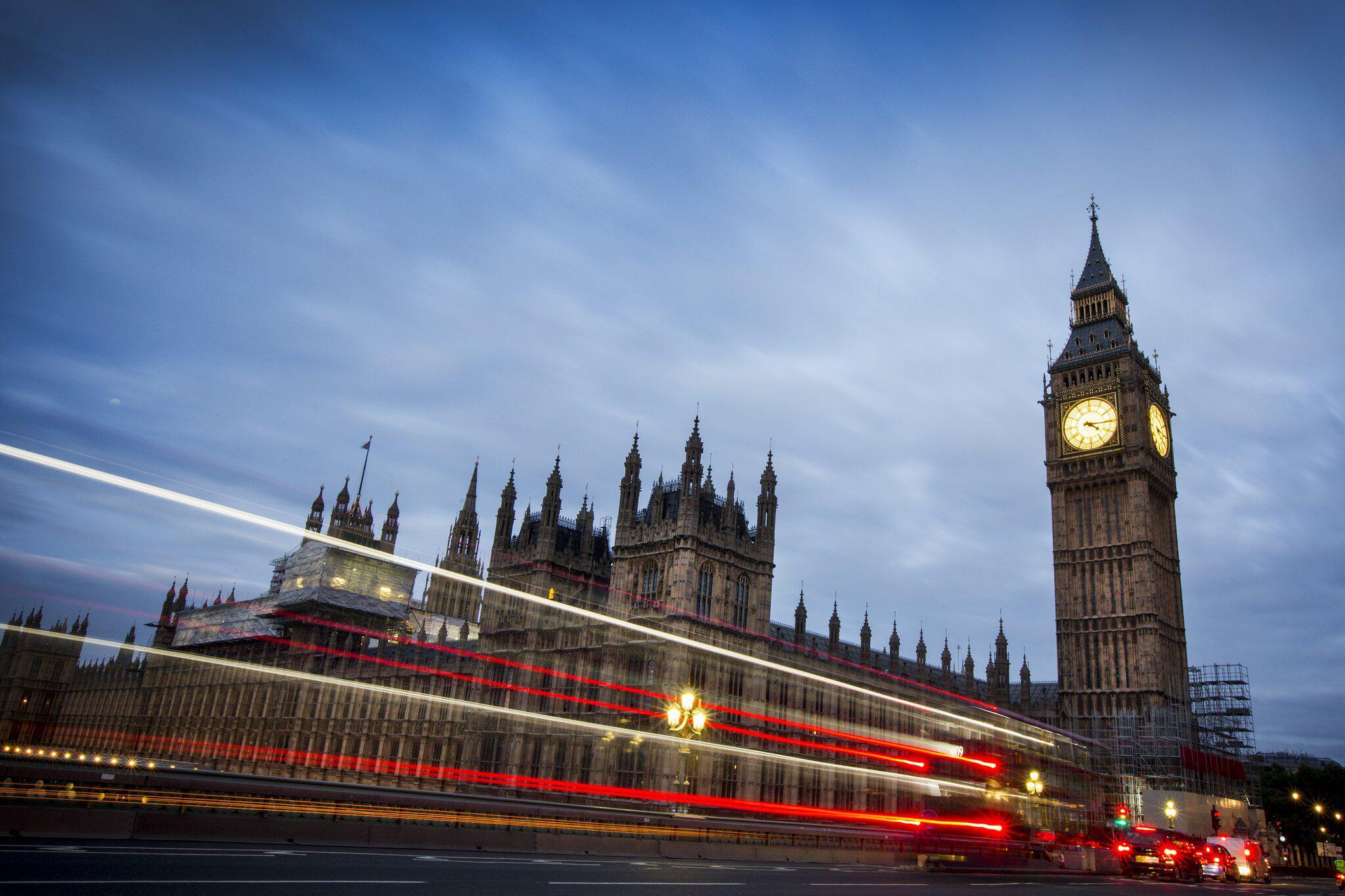 Bild zu Verkehr in London