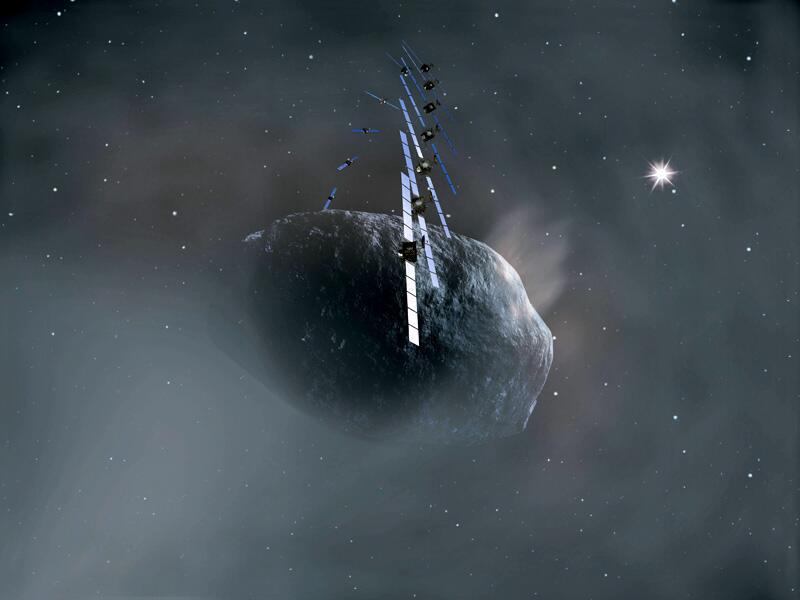 Bild zu Rosetta
