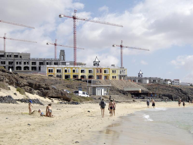 Bild zu Hotel-Bau Fuerteventura