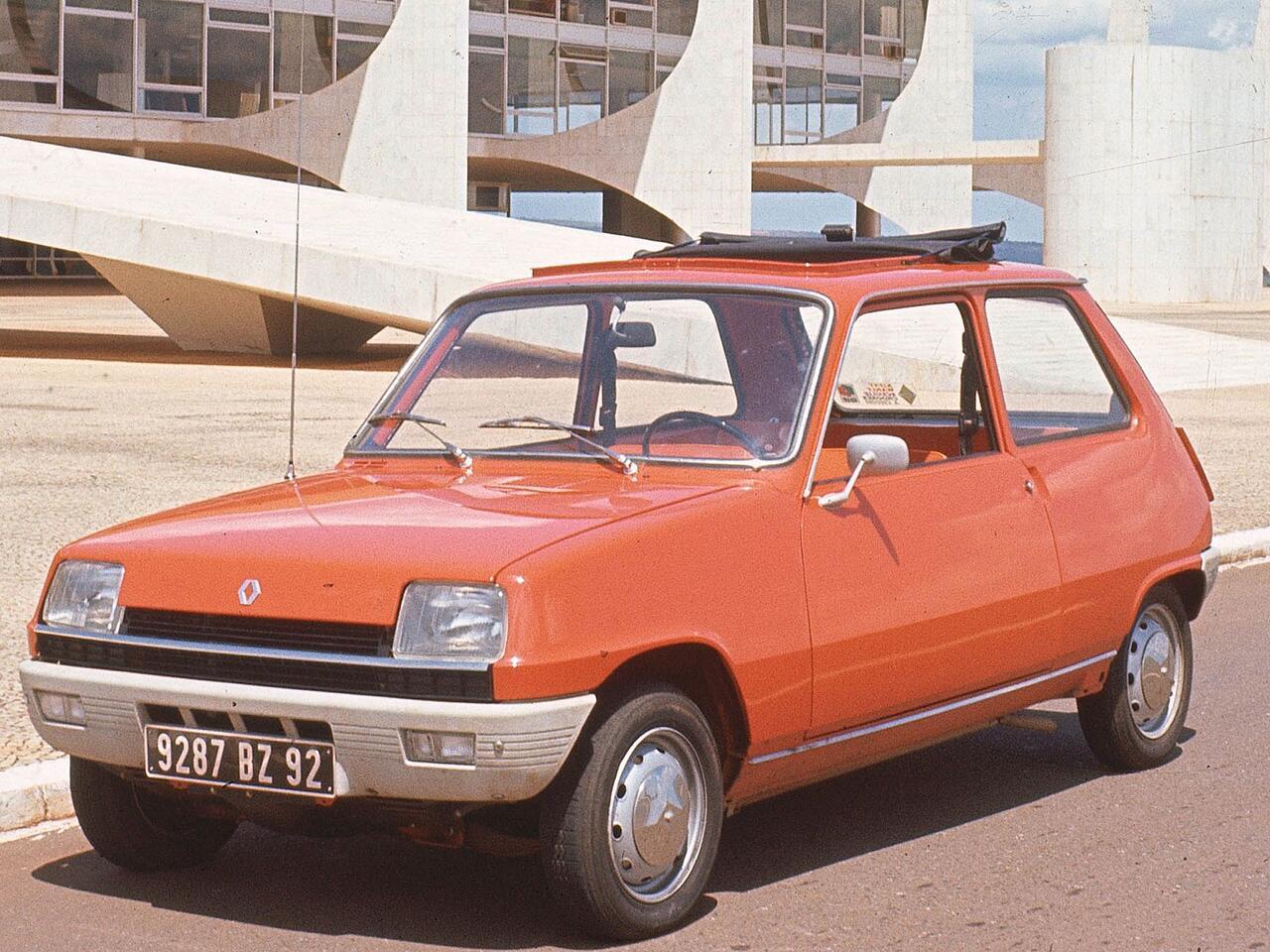 Bild zu Renault 5