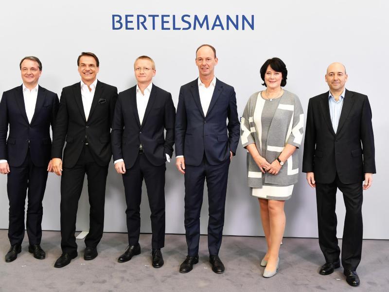 Bild zu Vorstand Bertelsmann