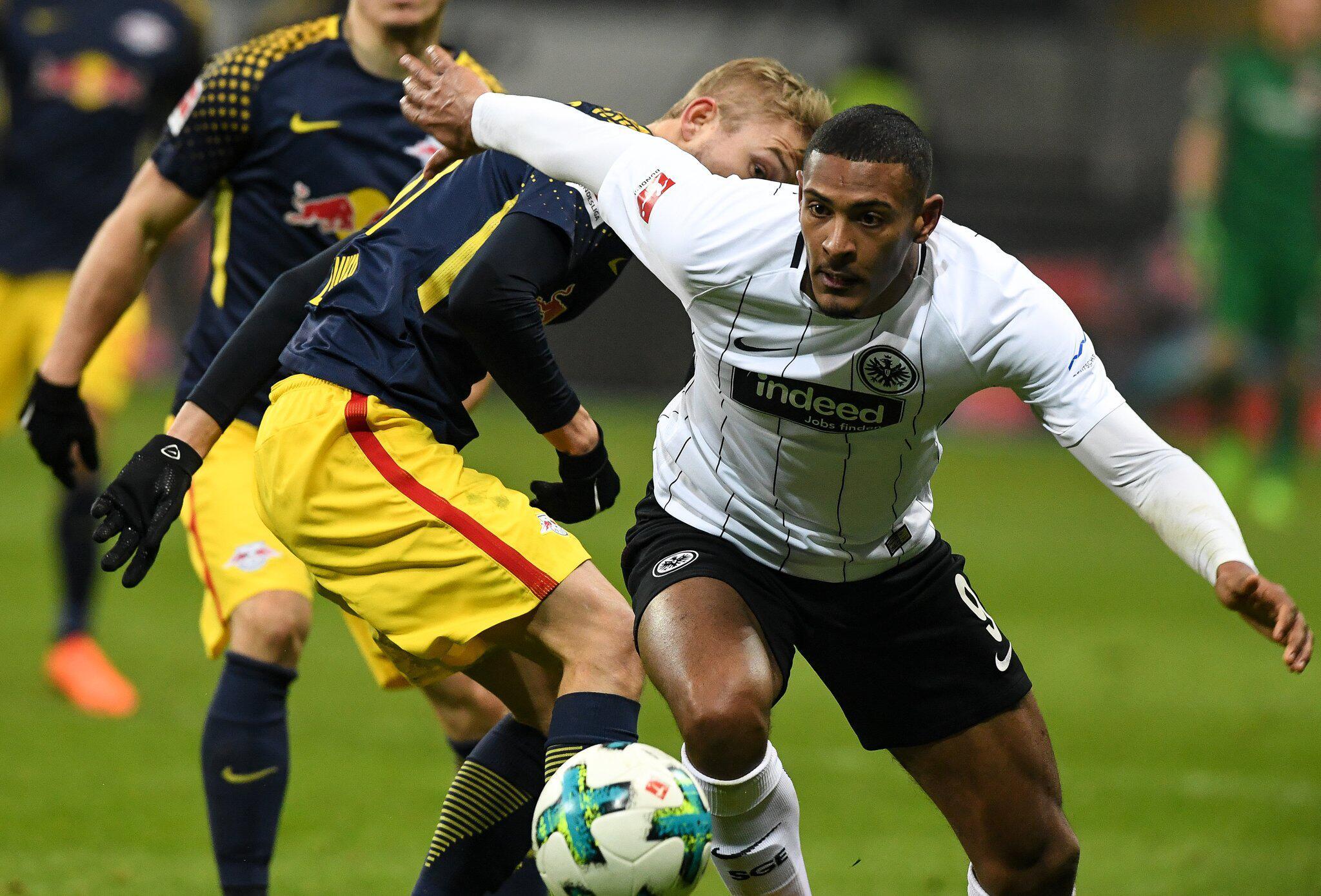 Bild zu Eintracht Frankfurt - RB Leipzig