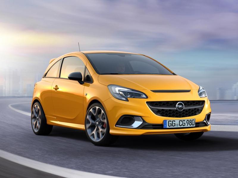 Bild zu Opel Corsa