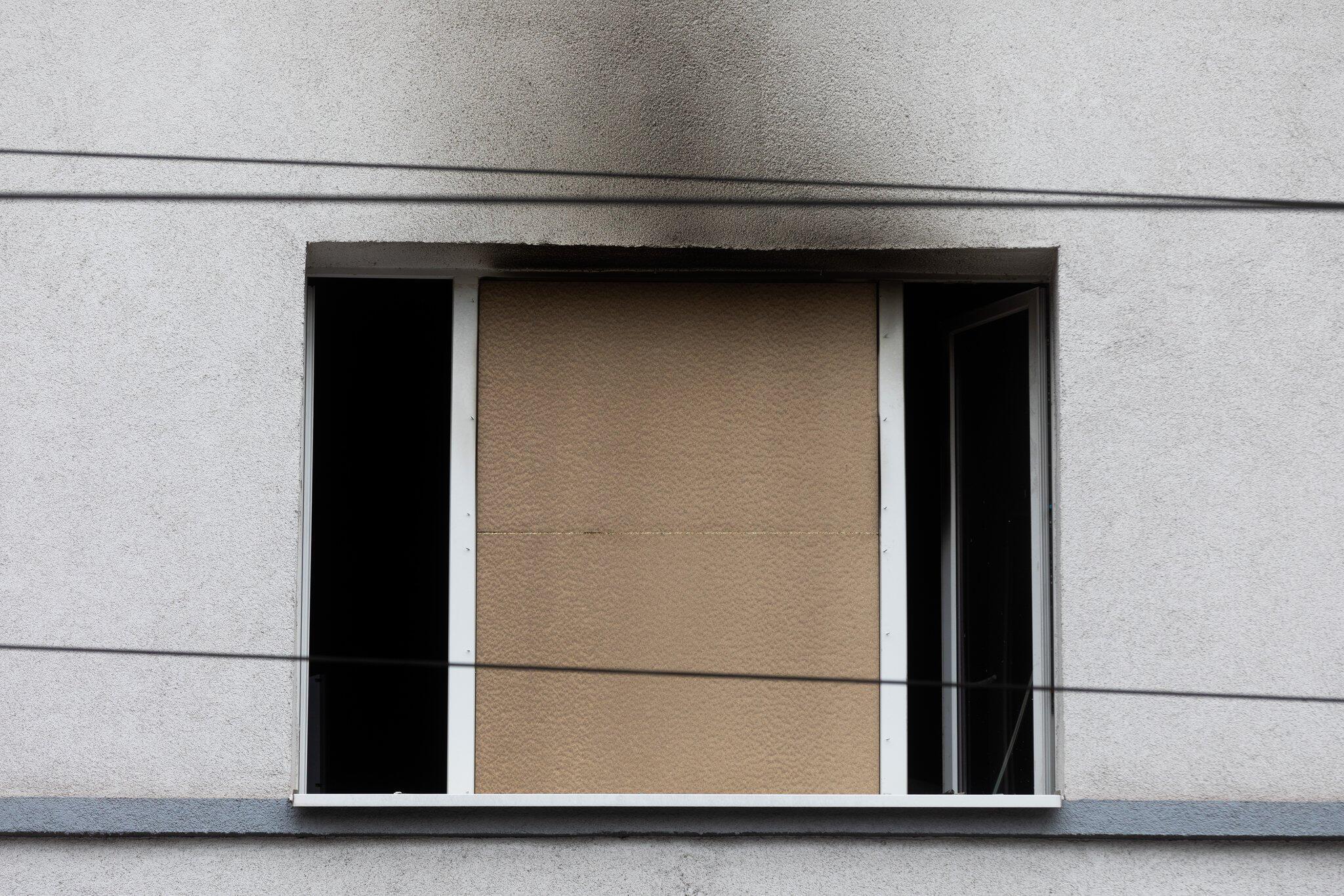 Bild zu Explosion in einem Wohnhaus in Düsseldorf