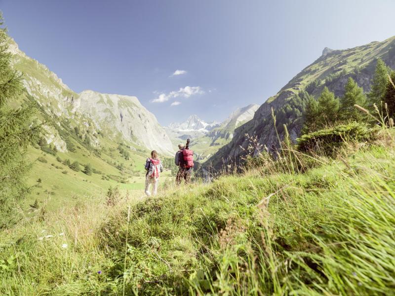 Bild zu Wanderung durchs Zillertal
