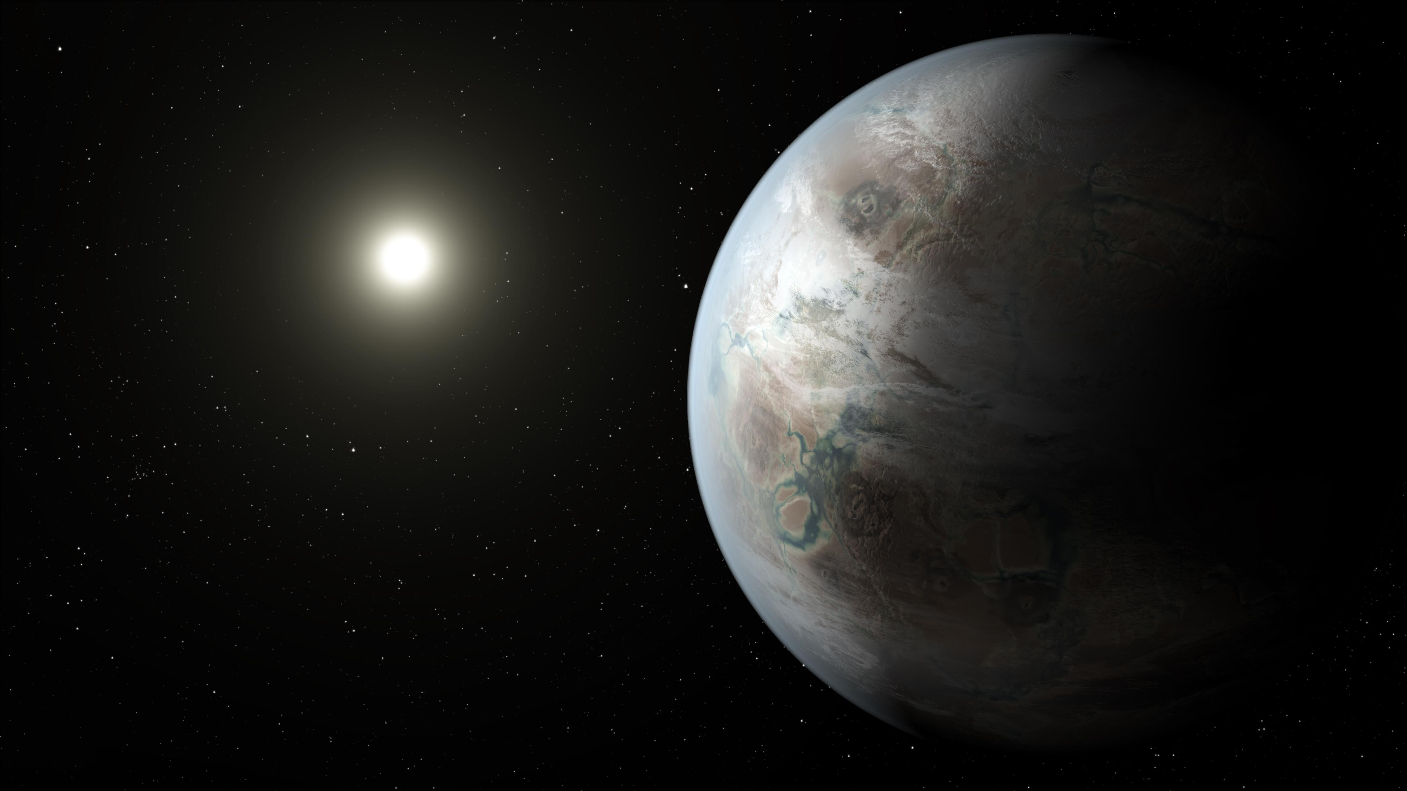 Bild zu Nasa findet Exoplaneten