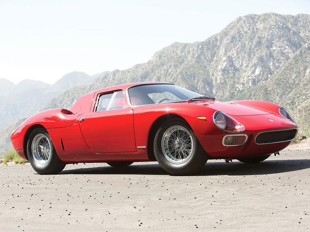 Bild zu Ferrari 250 LM by Scaglietti