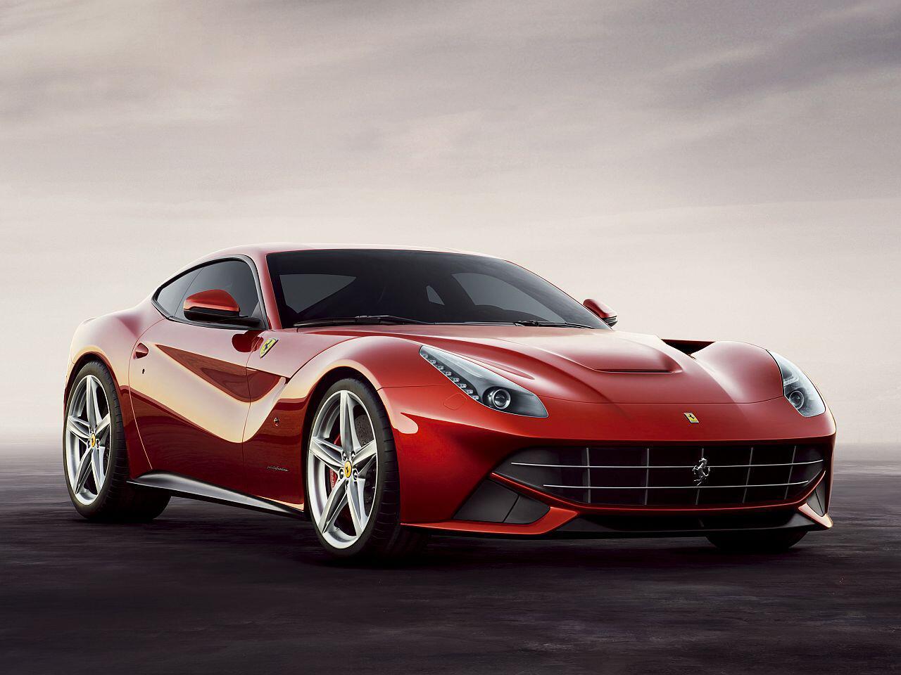 Bild zu Ferrari F12 Berlinetta