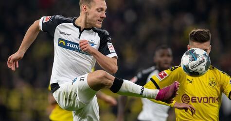 Borussia Dortmund - SC Paderborn 07