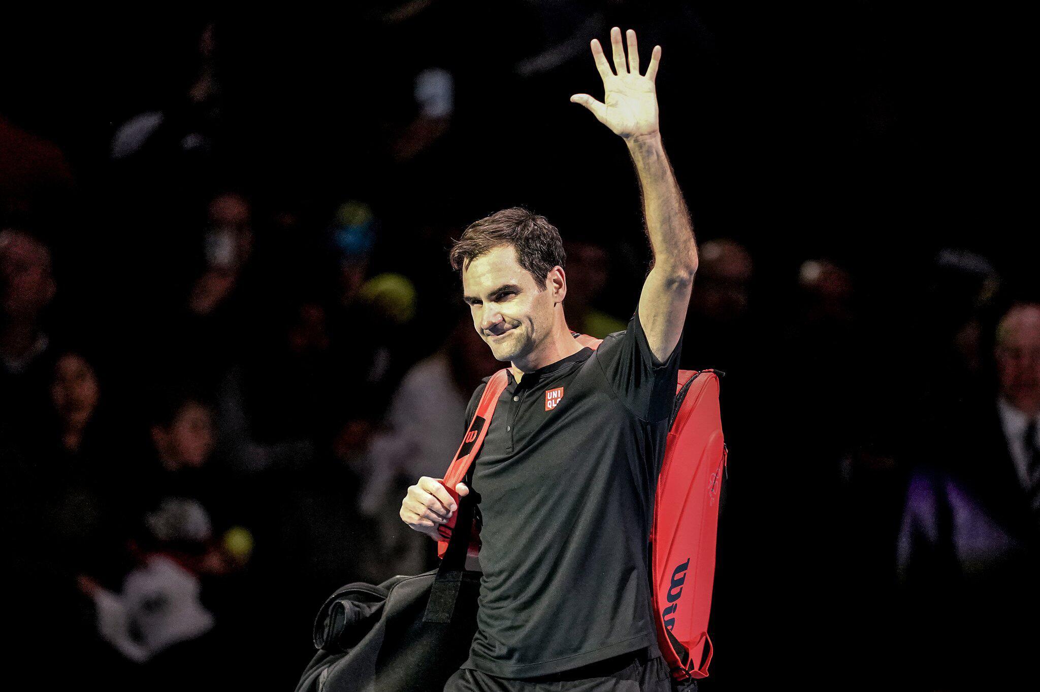 Bild zu Tennisprofi Federer denkt an Karriereende