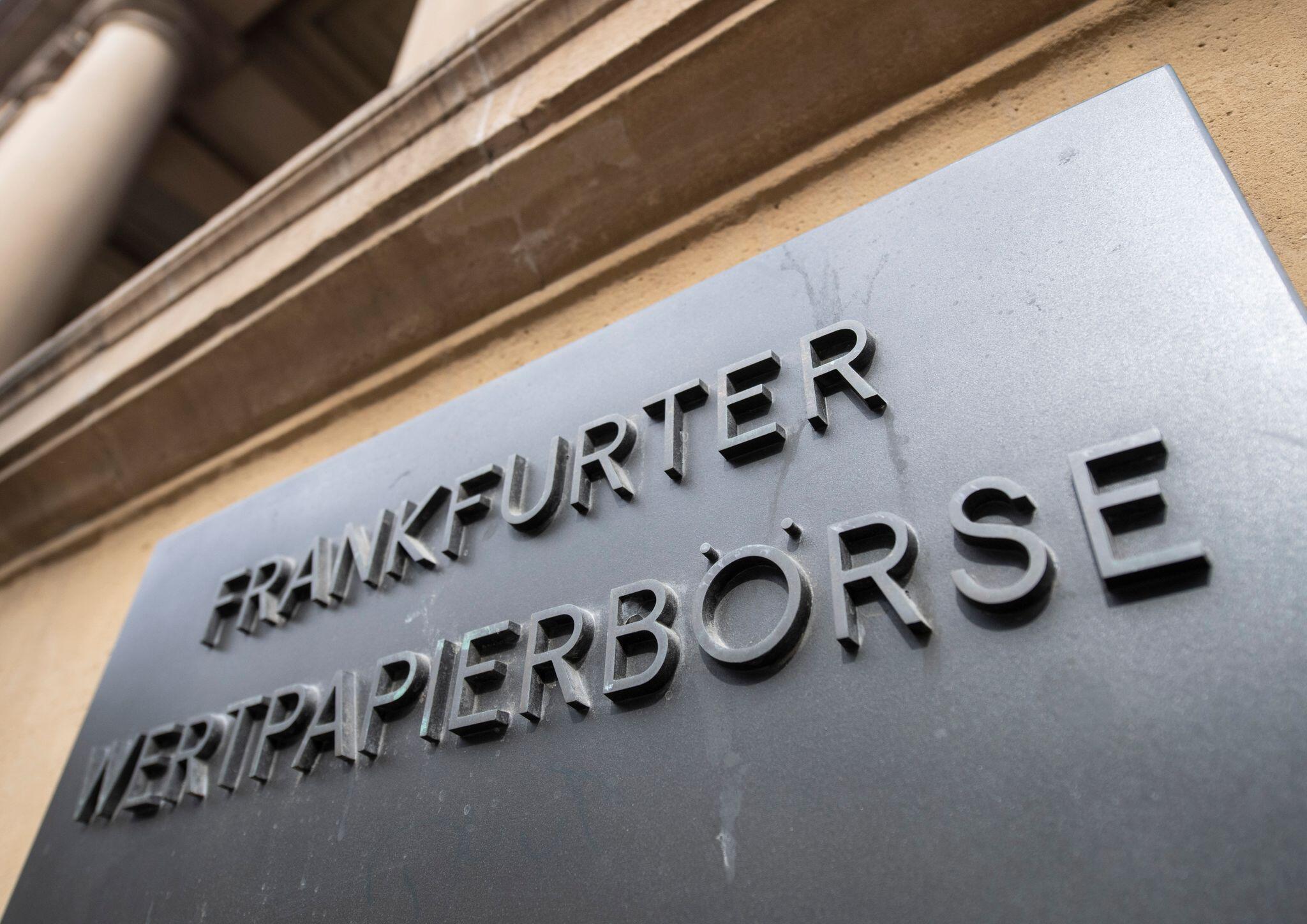 Bild zu Deutsche Börse in Frankfurt