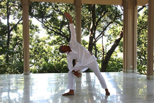 Bild zu Yoga für streitlosen Paarurlaub