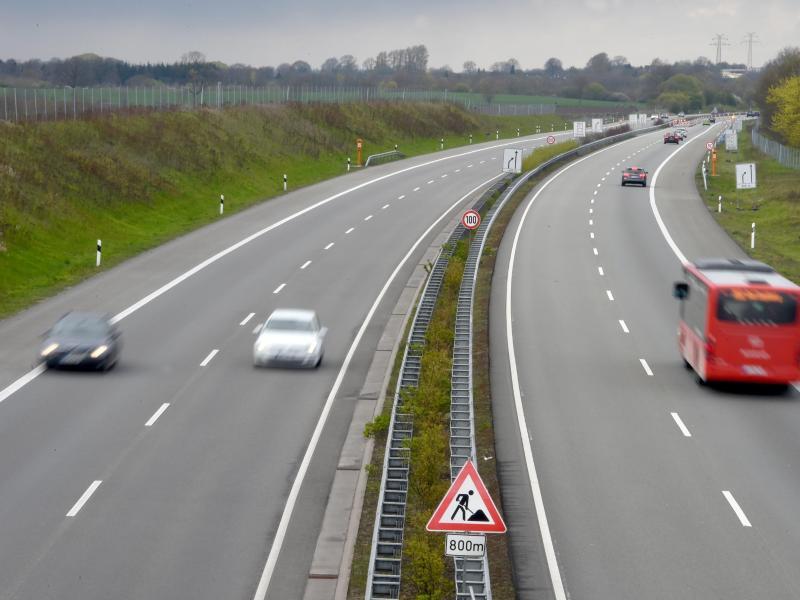 Bild zu Verkehr auf der A20