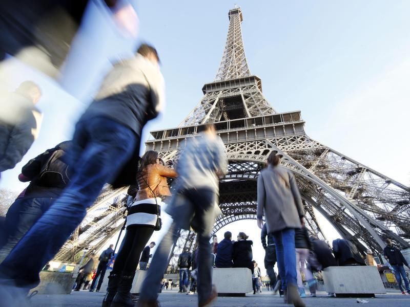 Bild zu Eiffelturm in Paris