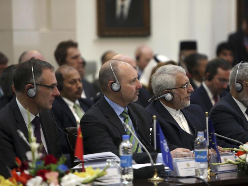 Bild zu Friedenskonferenz in Kabul