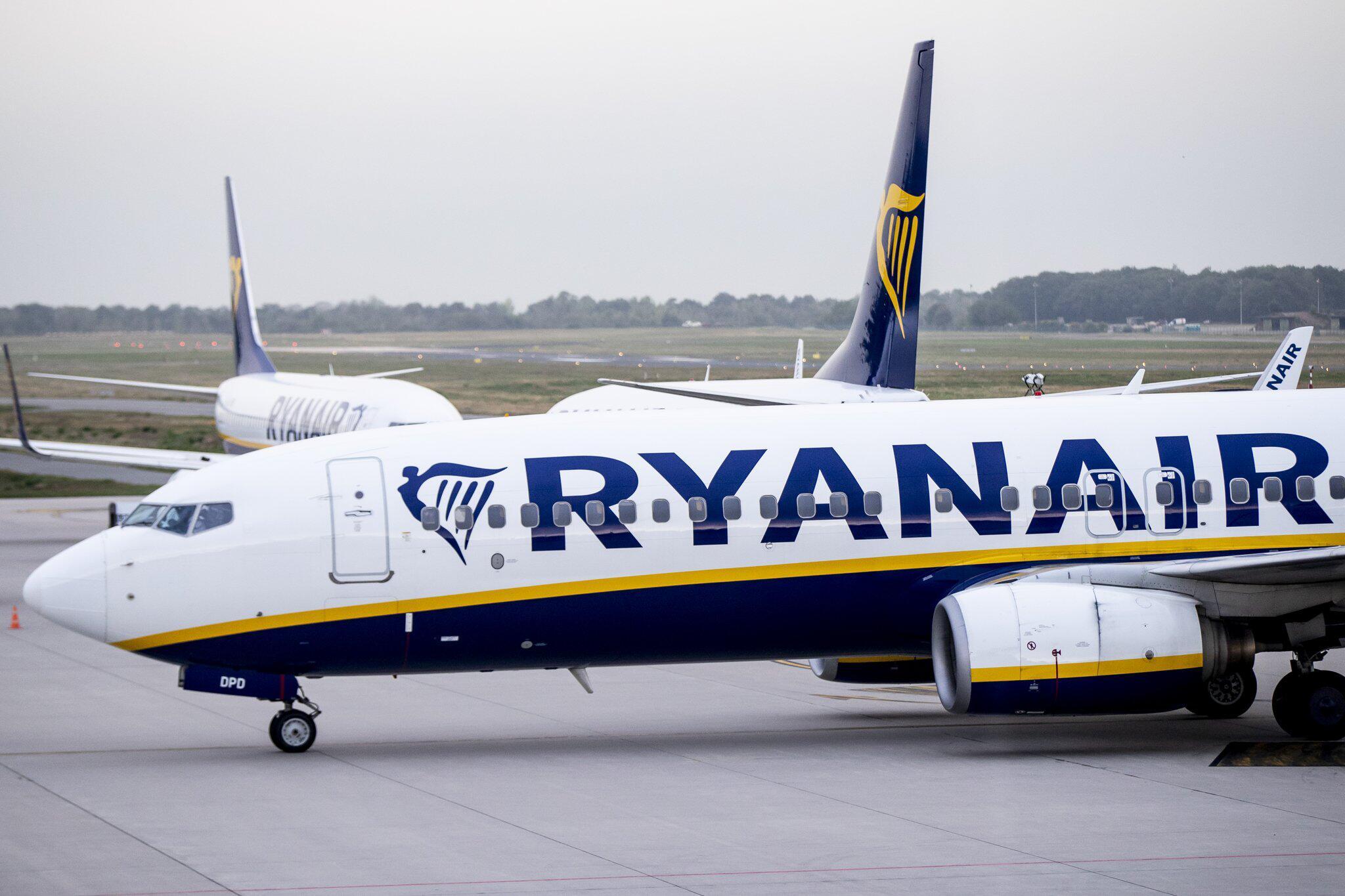 Bild zu Ryanair, Einigung, Flugzeug, Gewerkschaft