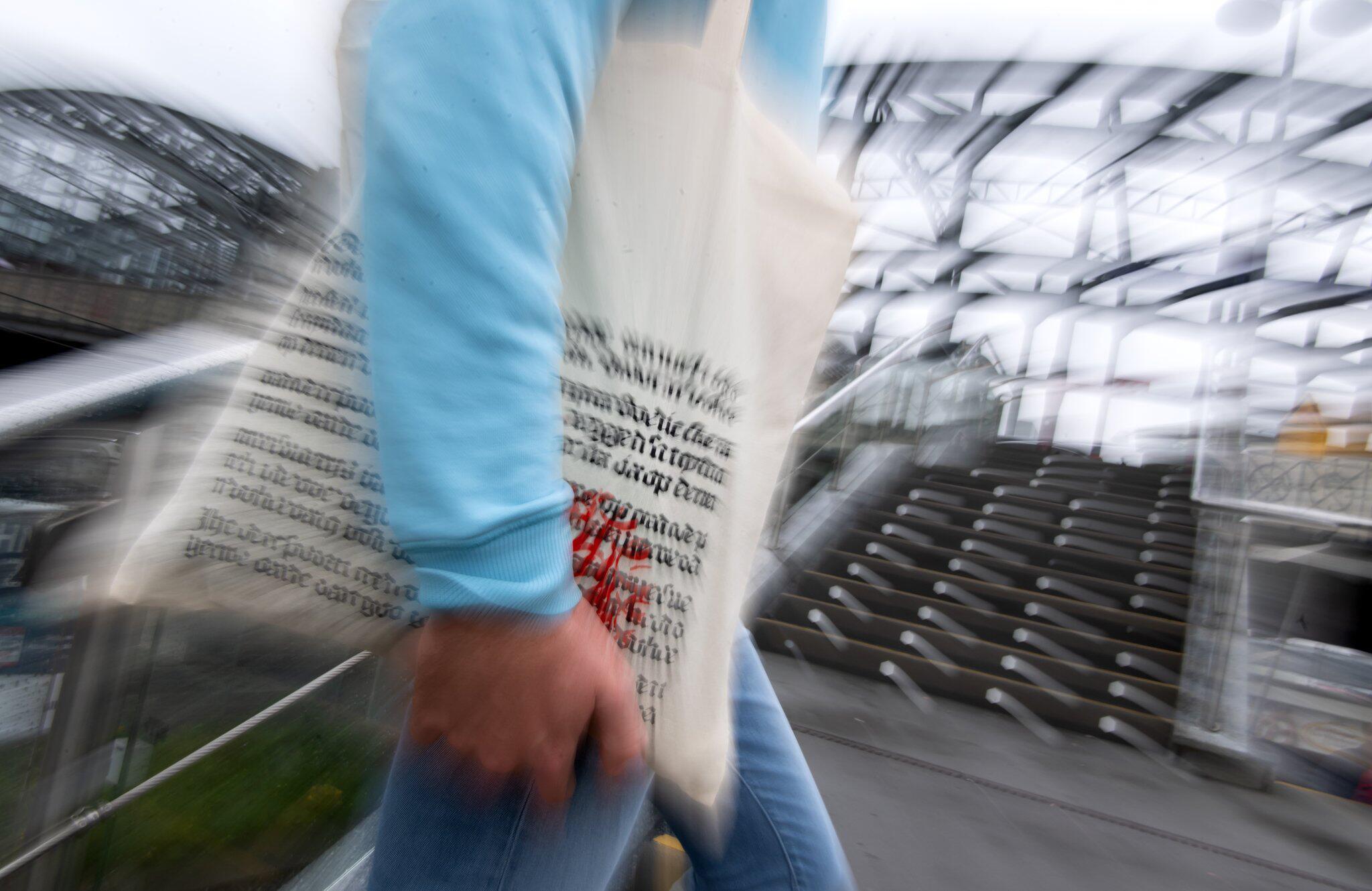 Bild zu Einkaufstüte von Hugendubel