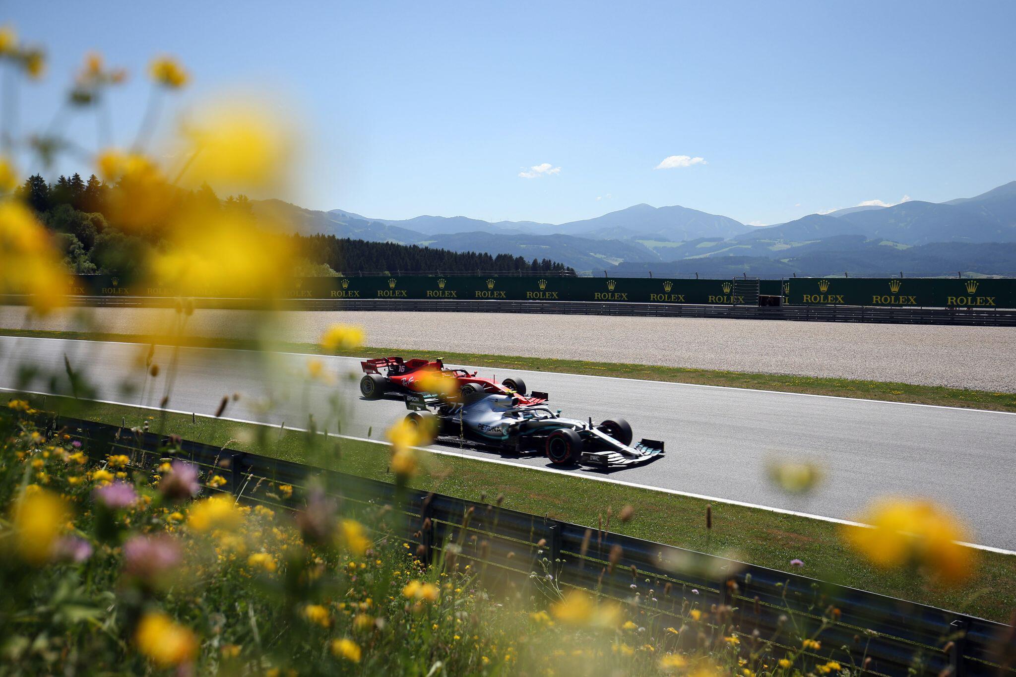 Bild zu Grand Prix von Österreich