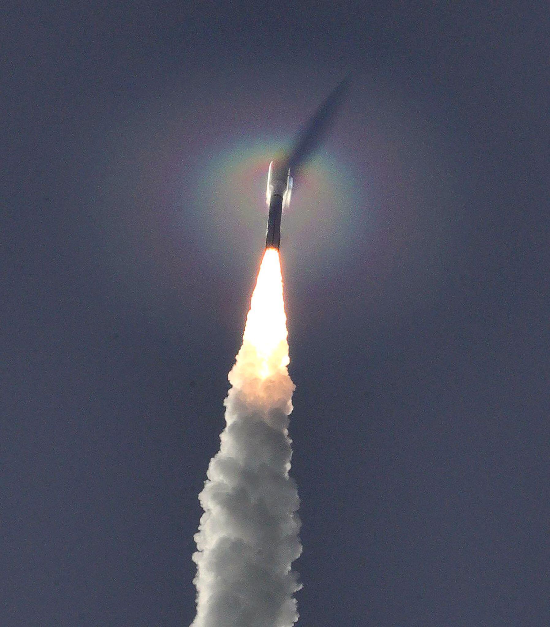 Bild zu Nasa-Rover «Perseverance» zum Mars gestartet