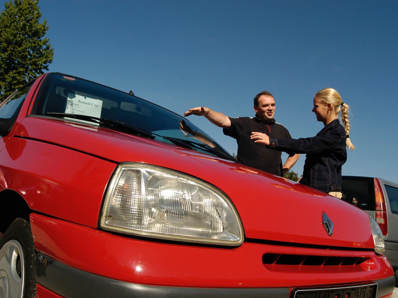 Bild zu Lohnt sich eine Gebrauchtwagengarantie?