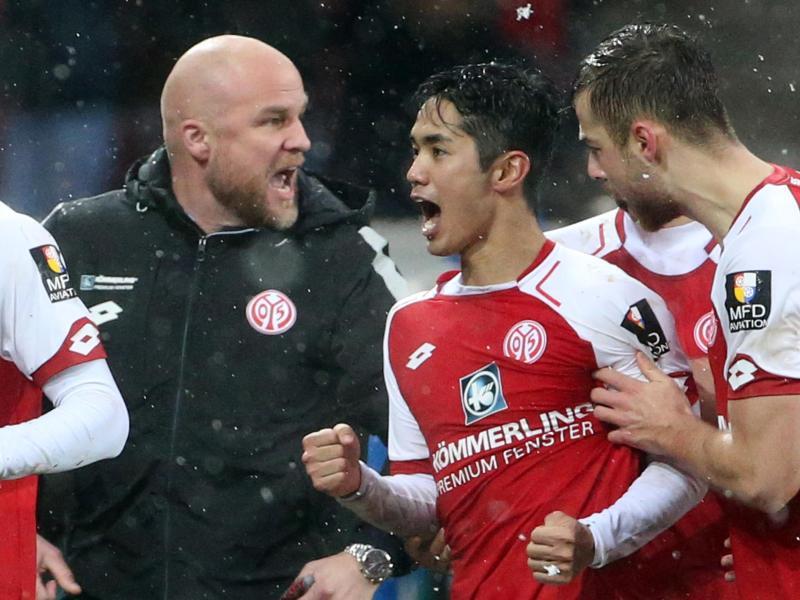 Bild zu FSV Mainz 05 - VfB Stuttgart