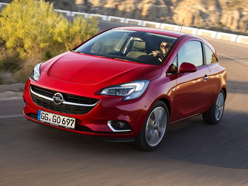 Bild zu Kleinwagen: Platz 2 - Opel Corsa