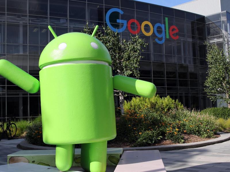 Bild zu Android-Apps