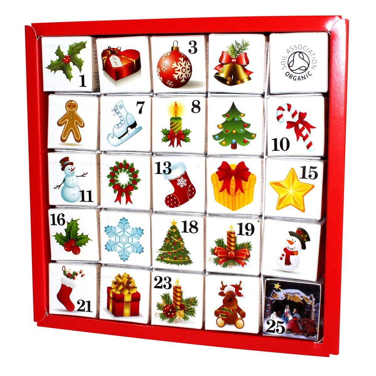Bild zu Adventskalender, Weihnachten, Frauen, Winter, Advent, Männer, Geschenke