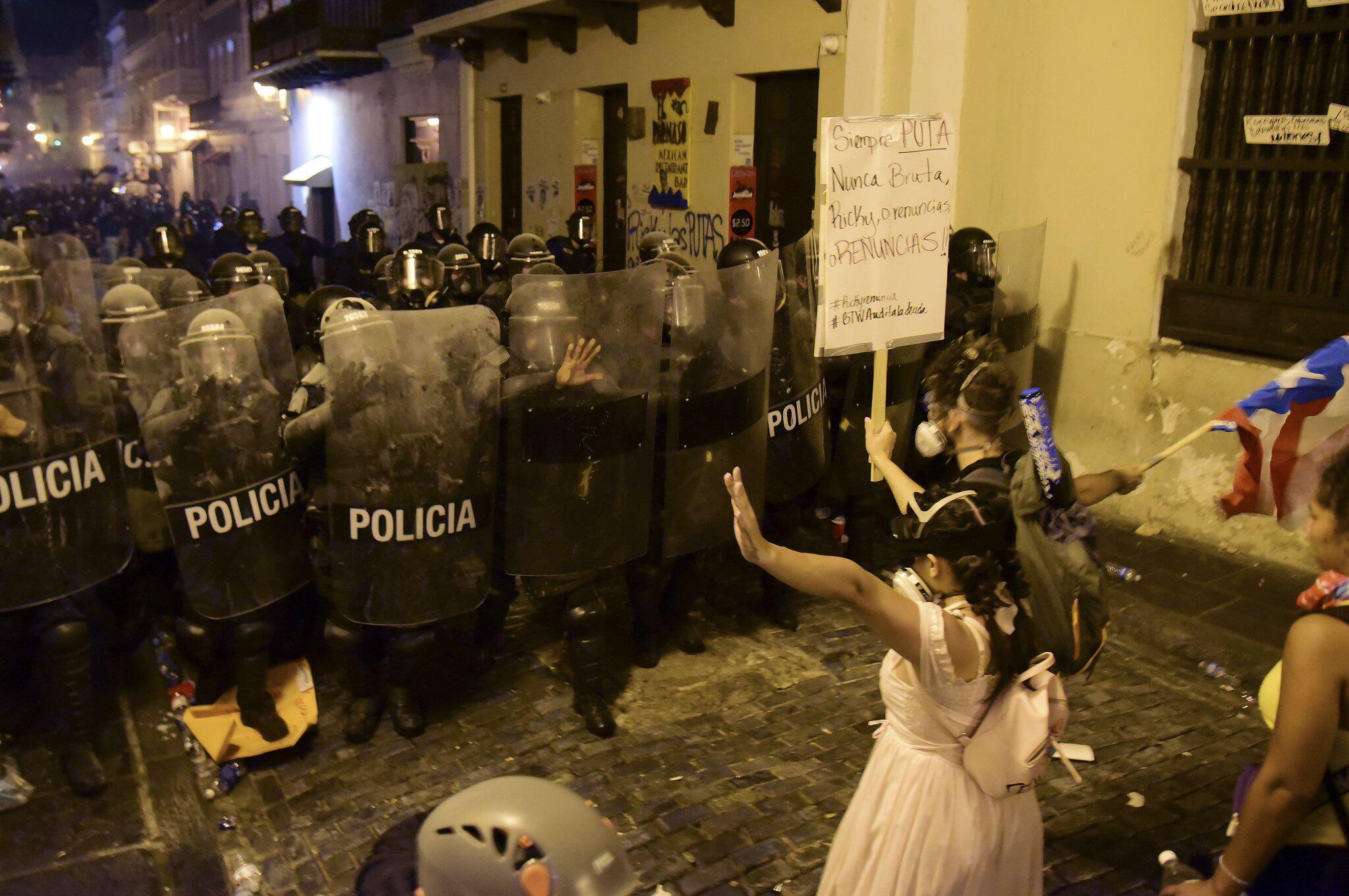 Puerto Rico: Gouverneur Rosselló kündigt nach Massenprotesten Rücktritt an