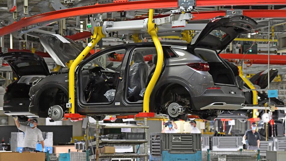 Opel - Produktion