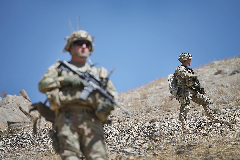 Bild zu US, Soldaten, Afghanistan