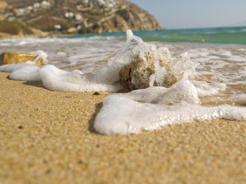 Bild zu Strand in Griechenland