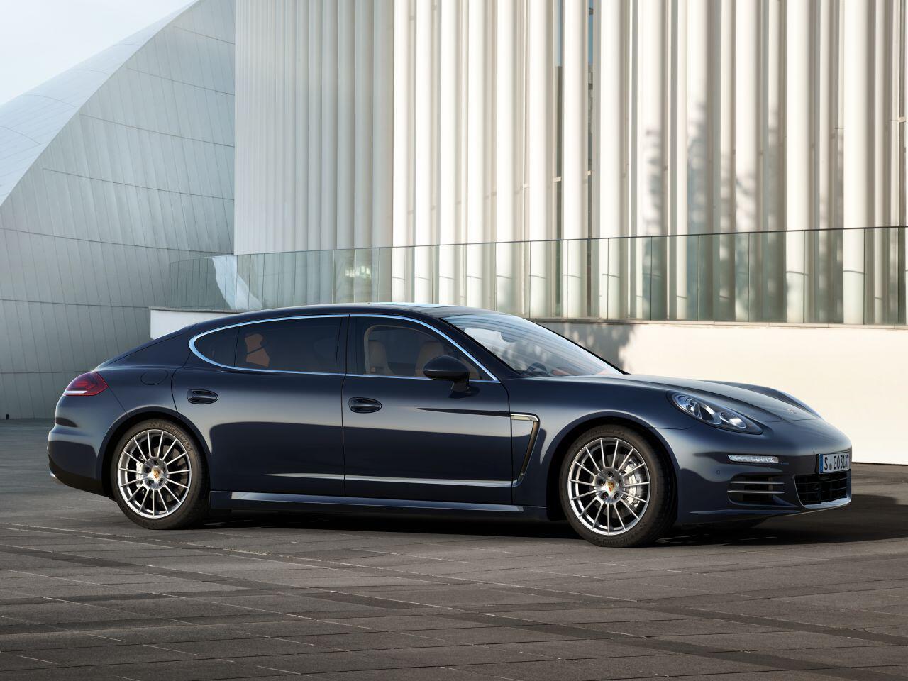 Bild zu Porsche Panamera 4S Executive