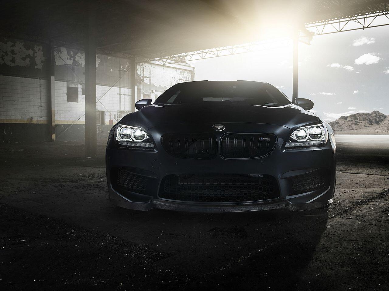 Bild zu Luxus-Tuning: Vorsteiner lässt den BMW M6 noch eindrucksvoller aussehen