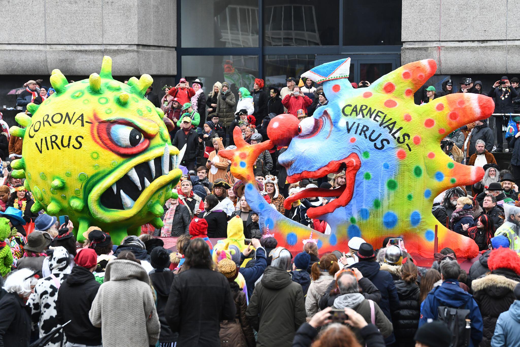 Bild zu Karnevals-Gipfel in der Staatskanzlei