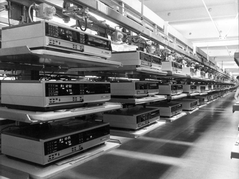 Bild zu VHS-Videorekorder von Grundig