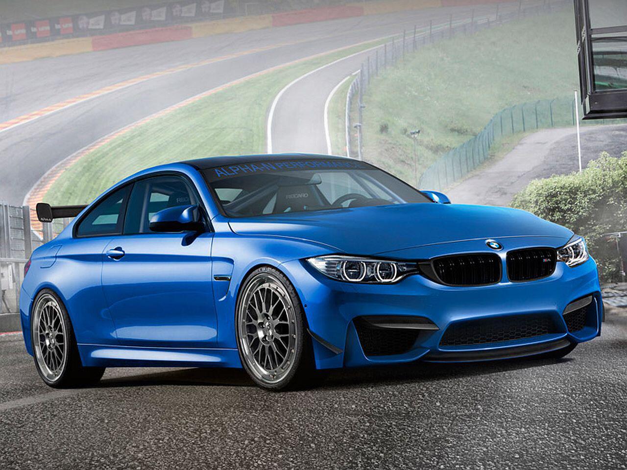 Bild zu BMW M4 von Alpha-N Performance