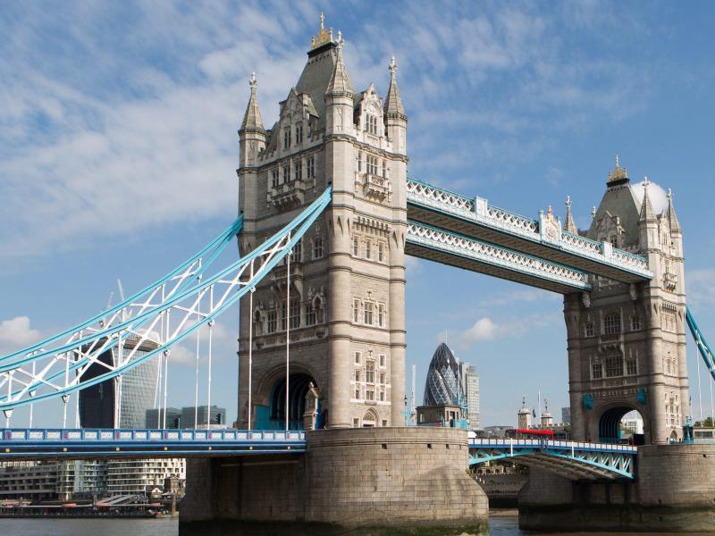 Bild zu Tower Bridge