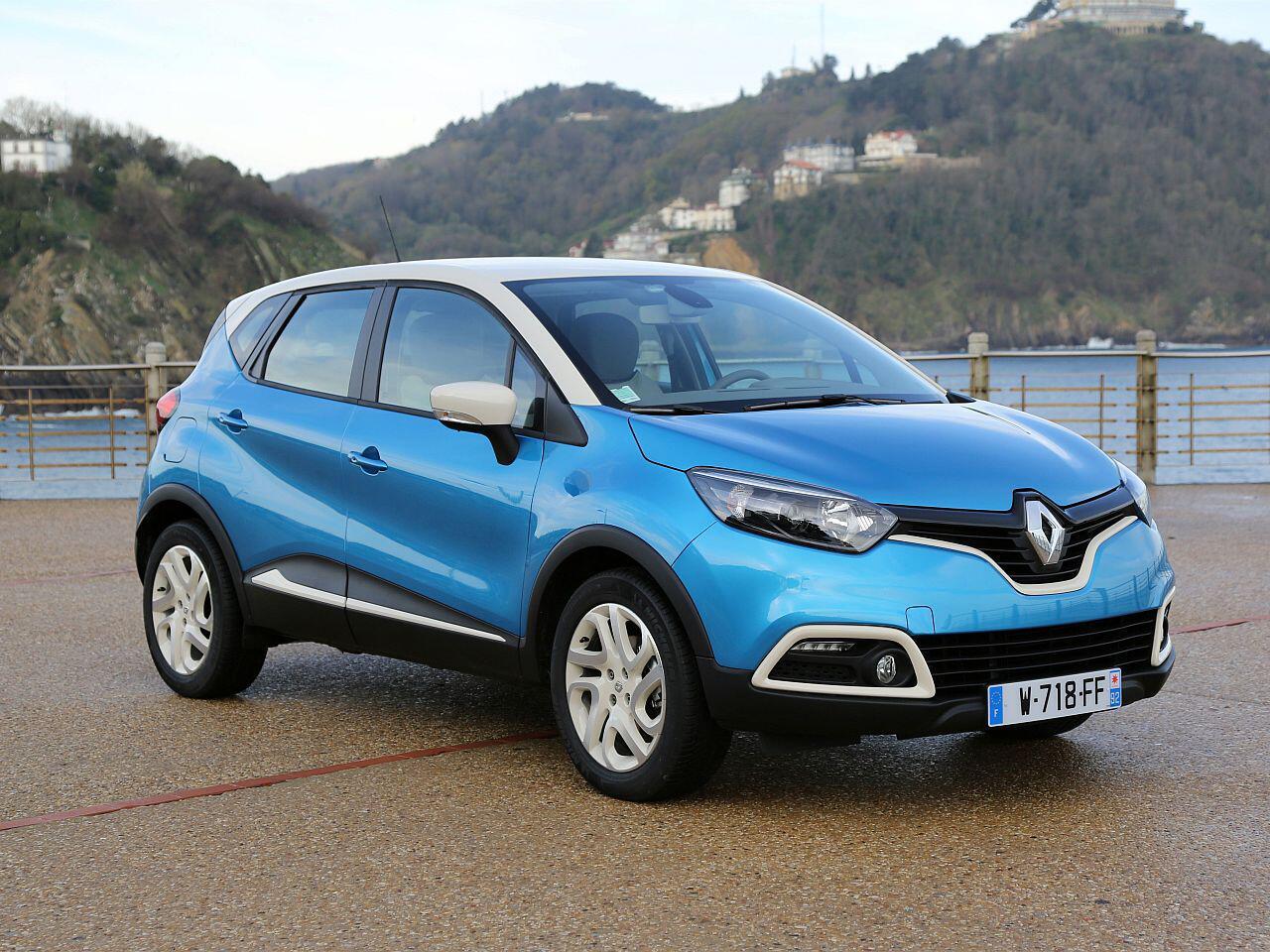 Bild zu 8. Platz: Renault Capture