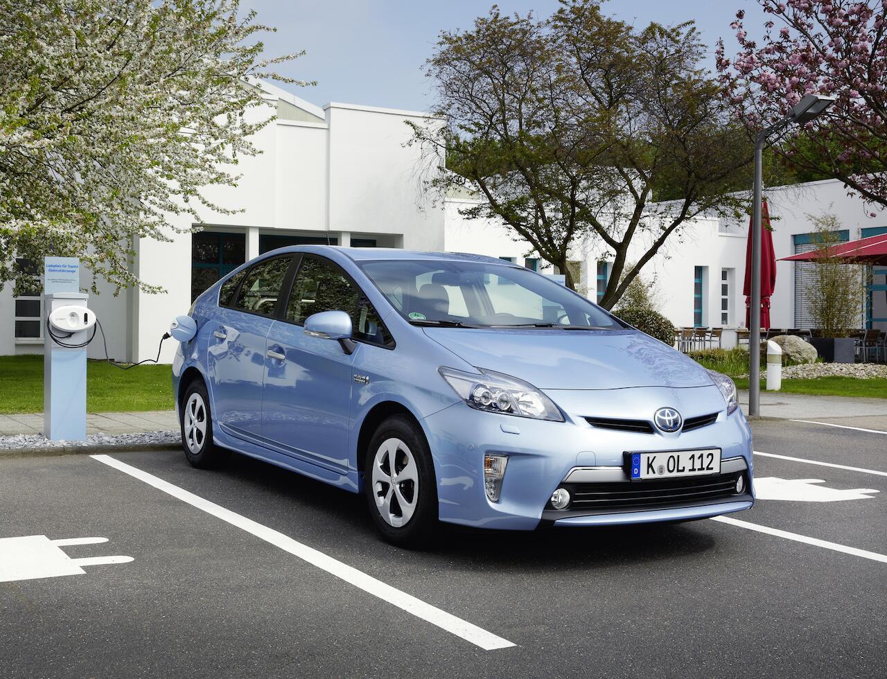 Bild zu Toyota Prius Plug-in-Hybrid