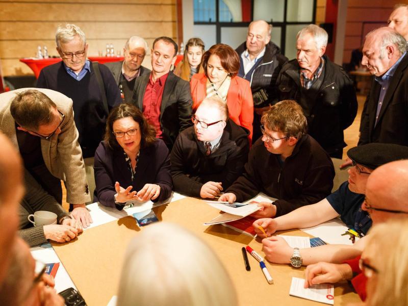 Bild zu SPD-Regionalkonferenz
