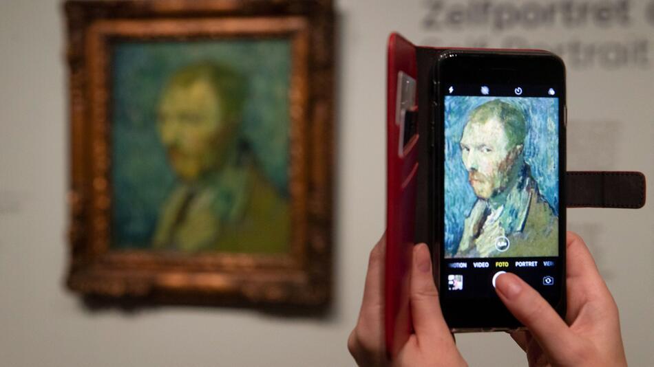 Niederlande Van Gogh