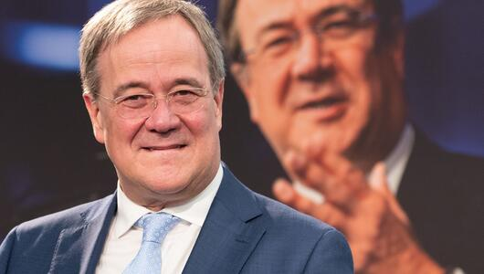 Wahlkampf CDU - Delbrück