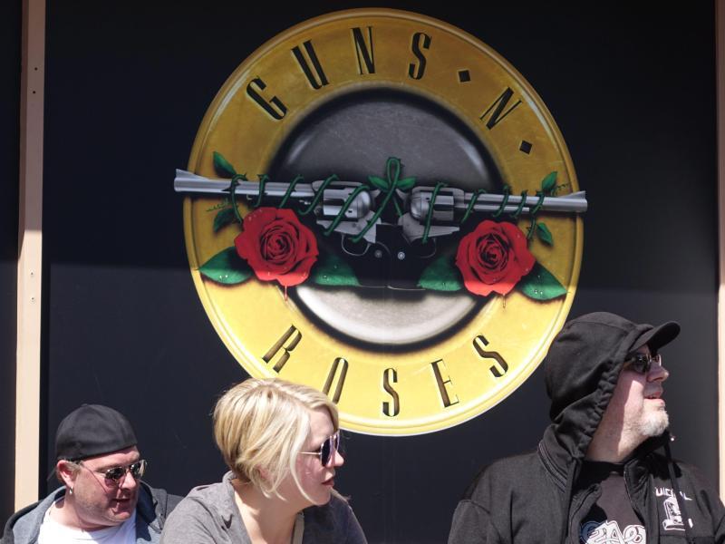 Bild zu Guns N' Roses