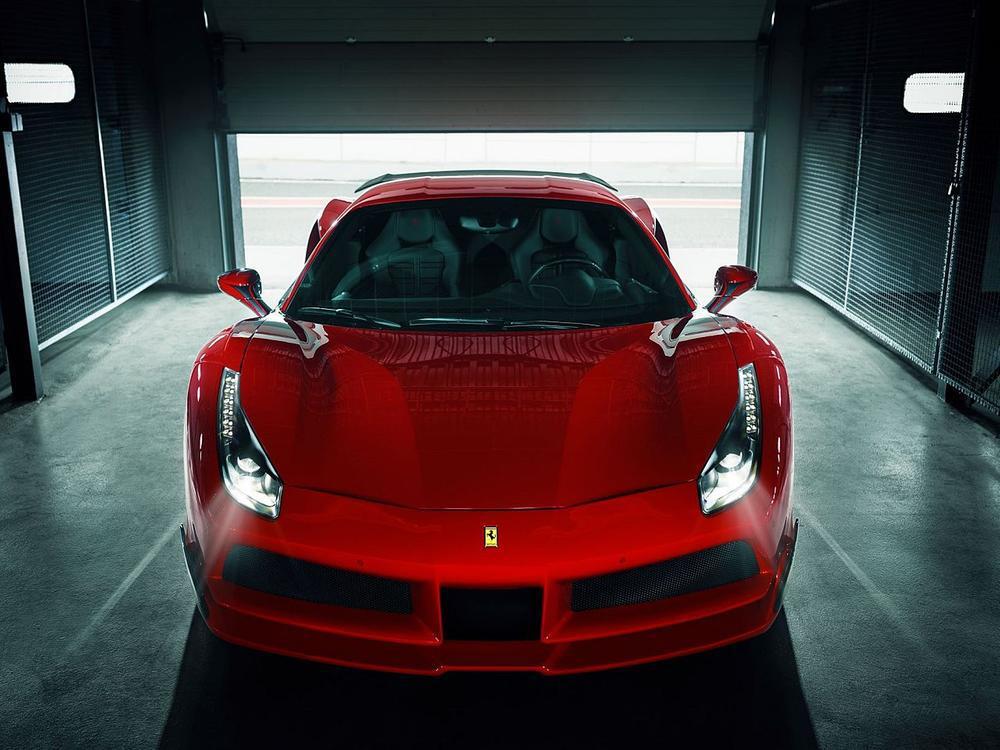Bild zu Novitec Ferrari 488 GTB N-Largo
